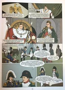 Extrait de Histoire de France en bande dessinée -36- Napoléon 1er le Premier empire 1804/1815