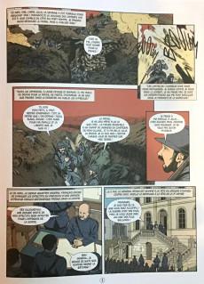 Extrait de Histoire de France en bande dessinée -49- La Grande Guerre de Verdun à la victoire 1916/1918