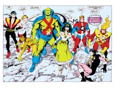 Extrait de Legends (DC comics - 1986) -INT- Legends The collection