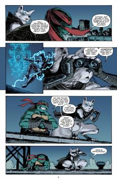Extrait de Teenage Mutant Ninja Turtles (IDW collection) -10- TMNT IDW Collection #10