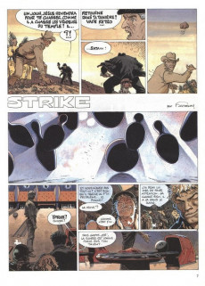 Extrait de Jeremiah - La Collection (Hachette) -13- Strike