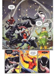 Extrait de Marvel Action : Spider-Man -4- Venom