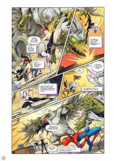Extrait de Marvel Action : Spider-Man -1- Nouveau Départ