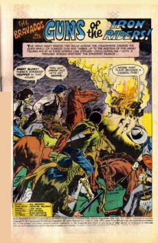 Extrait de Wild Western Action (Skywald Publications - 1971) -3- Issue # 3