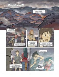 Extrait de Le monde de Milo -9- L'Esprit et la Forge 1/2