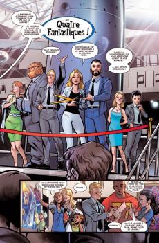 Extrait de Fantastic Four (100% Marvel - 2019) -5- Point d'origine