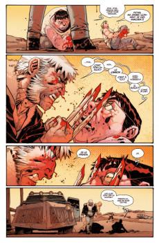 Extrait de Dead Man Logan -2- Bienvenue, Logan
