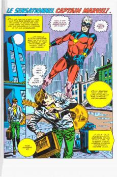 Extrait de Captain Marvel (L'intégrale) -3- L'intégrale 1972-1974