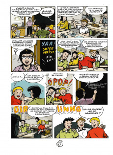 Extrait de Aventures de Vick et Vicky (Troioù-kaer Vick ha Vicky) (Breton) -8Breton- Sorserezed Breselien - Ar vojenn