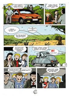 Extrait de Aventures de Vick et Vicky (Troioù-kaer Vick ha Vicky) (Breton) -9Breton- Sorserezed Breselien - An diskuliadenn