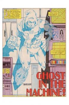 Extrait de Iron Man Vol.1 (Marvel comics - 1968) -221- Ghost in the machine!