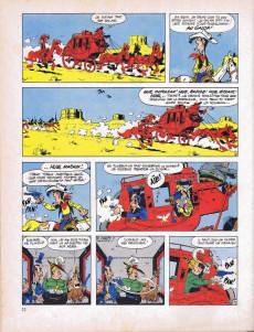 Extrait de Lucky Luke -32c1975- La diligence