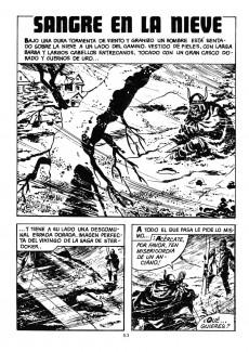 Extrait de Dossier Negro -5- Los gatos