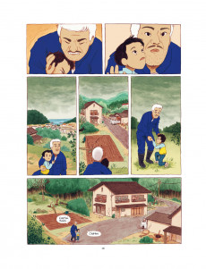 Extrait de Naoto - Le gardien de Fukushima -  Naoto - Le gardien de Fukushima