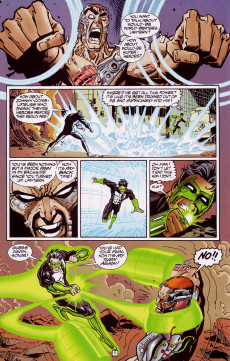 Extrait de Genesis (DC comics -  1997) -1- Resonance