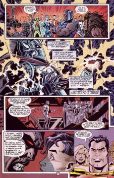 Extrait de Genesis (DC comics -  1997) -4- Last God Standing