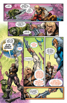 Extrait de He-Man/Thundercats (2016) -INT- He-Man/Thundercats