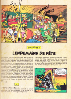Extrait de Astérix (livres-jeux) -13- L'Affaire des faux menhirs