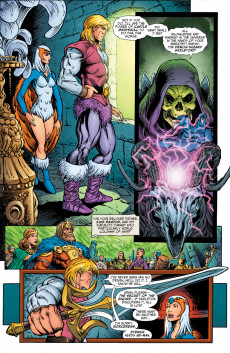 Extrait de He-Man and The Masters of The Multiverse (2019) -1- Issue 1 of six