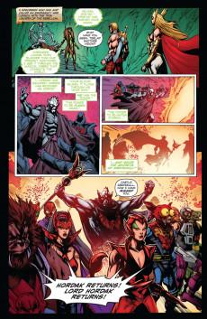 Extrait de He-Man - The Eternity War (2014) -1- Flesh and Blood