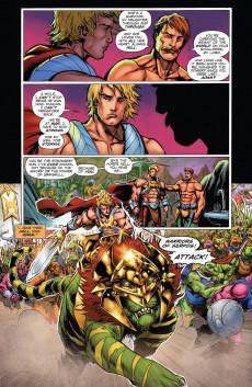 Extrait de He-Man - The Eternity War (2014) -2- Light and Dark