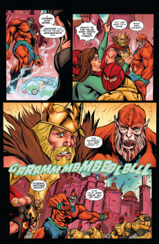 Extrait de He-Man - The Eternity War (2014) -6- Now and Forever