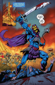 Extrait de He-Man - The Eternity War (2014) -7- Master of Death