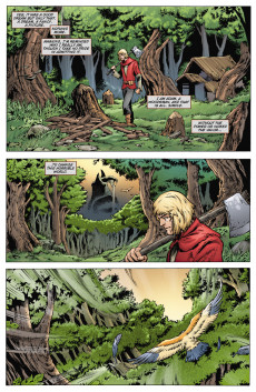 Extrait de He-Man and the Masters of the Universe (2012) -1- The Seeker