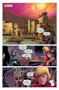 Extrait de He-Man and the Masters of the Universe (2012) -3- Blood Tide