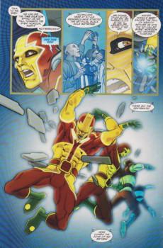Extrait de Seven soldiers: Mister Miracle (DC comics - 2005) -1- New godz