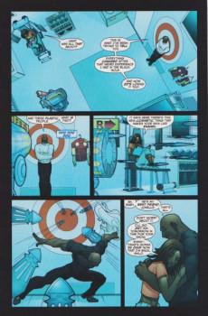 Extrait de Seven soldiers: Mister Miracle (DC comics - 2005) -3- Radio bedlam