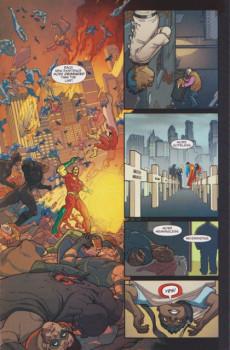 Extrait de Seven soldiers: Mister Miracle (DC comics - 2005) -4- Forever flavored man