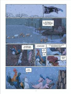 Extrait de Castelo dos Animais (O) -2- As margaridas do inverno