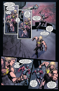 Extrait de He-Man and the Masters of the Universe (2013) -3- Siege