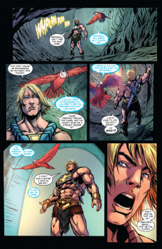 Extrait de He-Man and the Masters of the Universe (2013) -4- Fires of Eternity