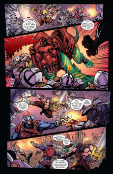 Extrait de He-Man and the Masters of the Universe (2013) -6- Blood Ties
