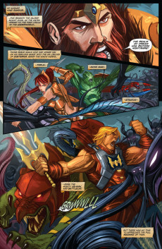 Extrait de He-Man and the Masters of the Universe (2013) -9- What Lies Within, Part 3