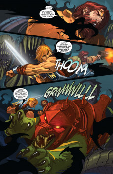 Extrait de He-Man and the Masters of the Universe (2013) -10- What Lies Within, Part 4