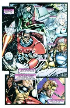 Extrait de Team Youngblood (Image comics - 1993) -11- Bitterness rising!
