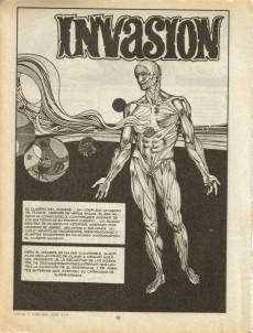 Extrait de Dossier Negro -HS05- Extra ciencia ficción