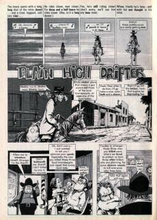 Extrait de Crazy magazine (Marvel comics - 1973) -3- Issue # 3