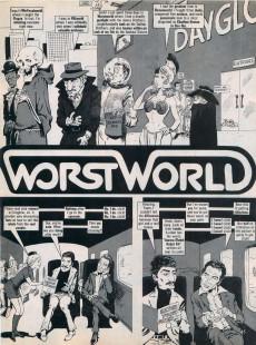 Extrait de Crazy magazine (Marvel comics - 1973) -5- WorstWorld