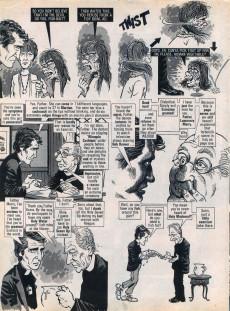 Extrait de Crazy magazine (Marvel comics - 1973) -6- Crazy hexes The exorcist