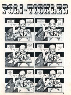 Extrait de Crazy magazine (Marvel comics - 1973) -9- Issue # 9