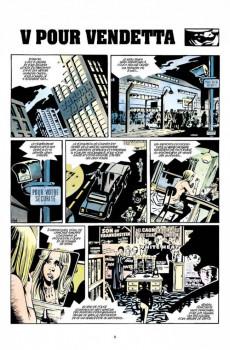 Extrait de V pour Vendetta -INTFL2020- V pour vendetta