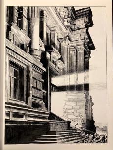 Extrait de Blake et Mortimer (Les Aventures de) -HS3TT- Le Dernier Pharaon