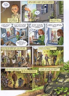 Extrait de Les enfants de la Résistance -7- Tombés du ciel