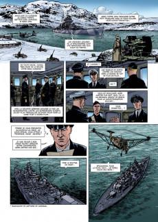 Extrait de Wunderwaffen Missions secrètes -2- Le Souffle du condor