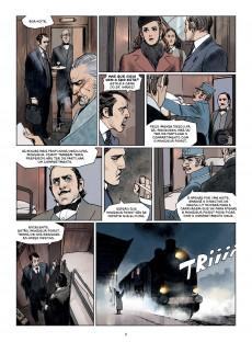 Extrait de Hercule Poirot (en portugais) -1- Crime no Expresso do Oriente
