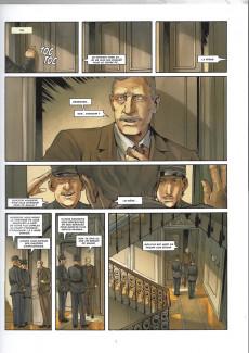 Extrait de Les grands Personnages de l'Histoire en bandes dessinées -52- De gaulle - Tome 1